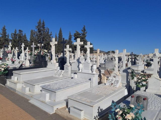 [The facultative management and security coordination for the construction project of 20 new graves in the Municipal Cemetery is hired
