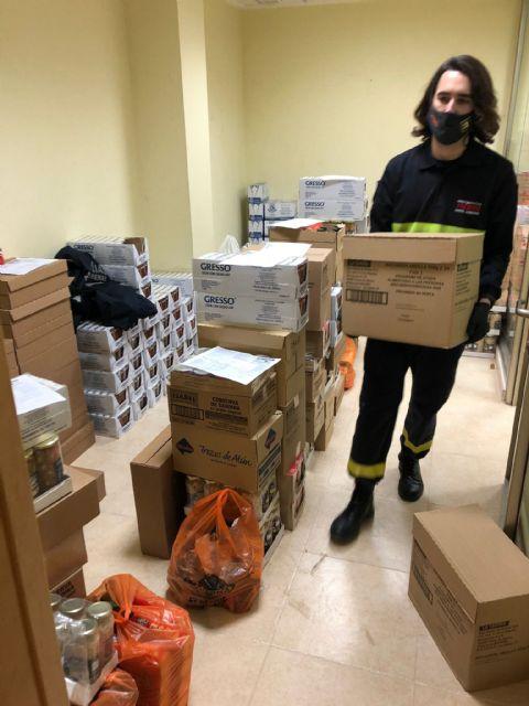 El Ayuntamiento de Puerto Lumbreras continúa el reparto de alimentos a las familias más vulnerables ante la pandemia de COVID-19 - 3, Foto 3