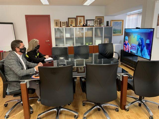 El Gobierno regional impulsa la formación de Protección Civil en Alguazas - 1, Foto 1