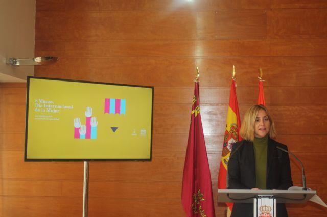El Ayuntamiento de Murcia conmemora el ´8 de Marzo´ con actividades que promueven la educación en igualdad - 1, Foto 1