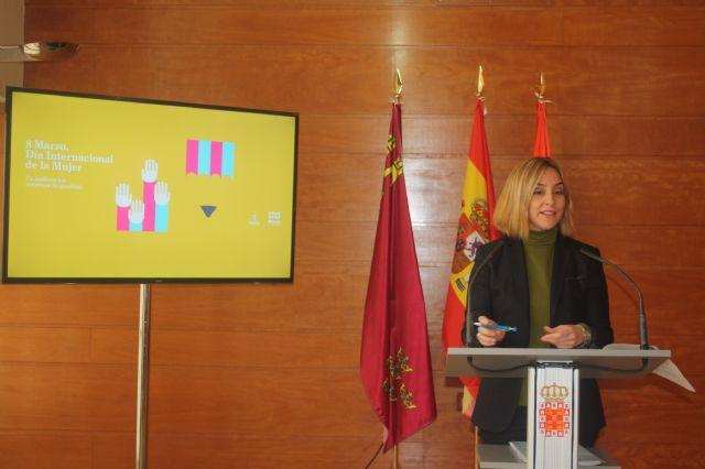 El Ayuntamiento de Murcia conmemora el ´8 de Marzo´ con actividades que promueven la educación en igualdad - 2, Foto 2