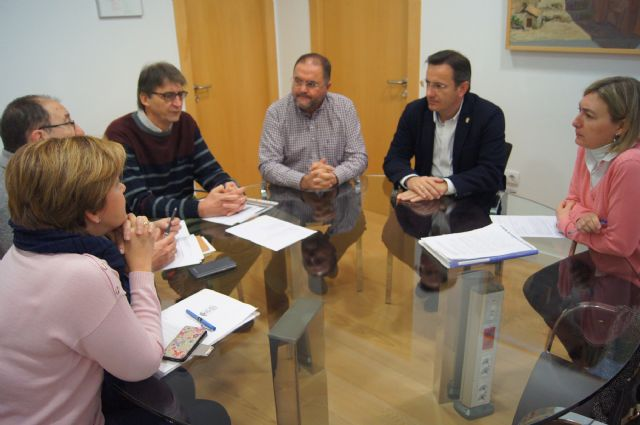 The City of Alhama de Murcia is interested in the functioning of the Special Employment Centre Totana (CEDETO)