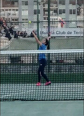 El Club Tenis Kuore de Totana particip� en el Torneo INICIATENIS en Murcia, Foto 3
