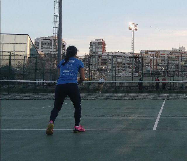 El Club Tenis Kuore de Totana particip� en el Torneo INICIATENIS en Murcia, Foto 4