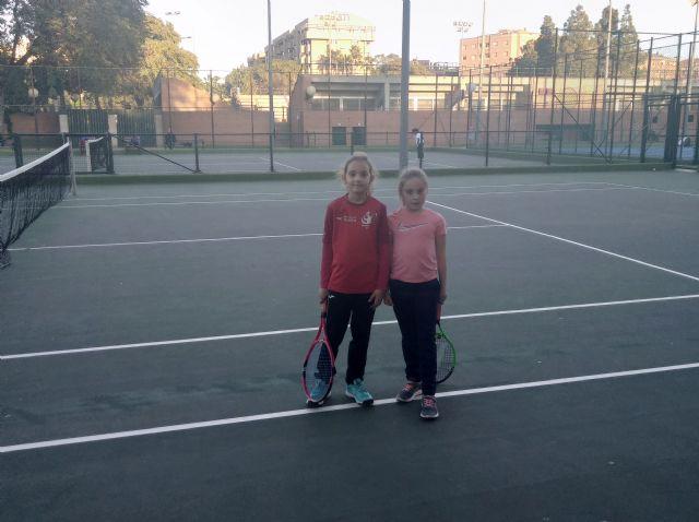 El Club Tenis Kuore de Totana particip� en el Torneo INICIATENIS en Murcia, Foto 5