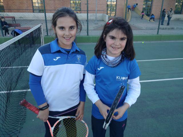 El Club Tenis Kuore de Totana particip� en el Torneo INICIATENIS en Murcia, Foto 6