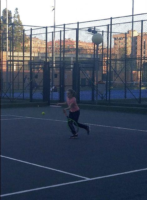 El Club Tenis Kuore de Totana particip� en el Torneo INICIATENIS en Murcia, Foto 7