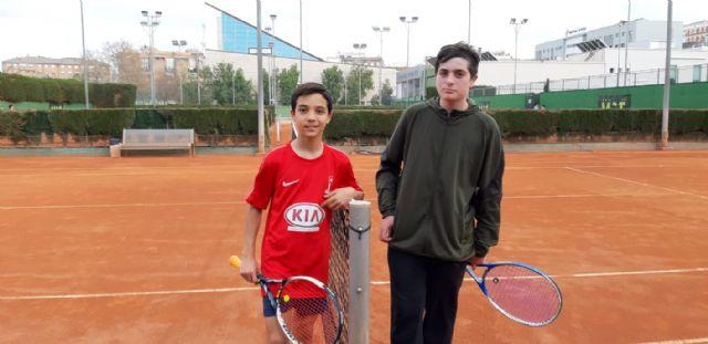 El Club Tenis Kuore de Totana particip� en el Torneo INICIATENIS en Murcia, Foto 9