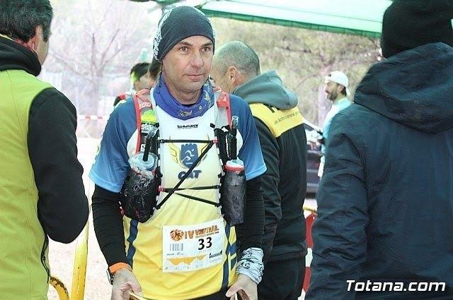 Carlos y Aurelio, del Club Atletismo Totana, participaron en la IV edición de la Vrutrail - 2, Foto 2