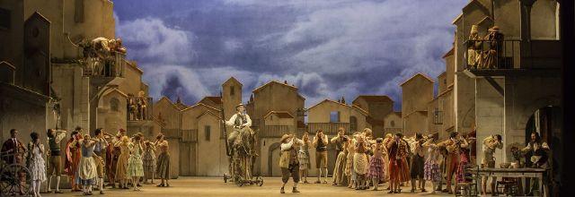 """La Regi�n de Murcia acoge mañana la emisi�n en directo desde Londres de """"Don Quijote"""", del Royal Ballet, Foto 2"""