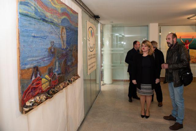 Exposición dedicada a Edvard Munch en el Centro Cultural, Foto 1
