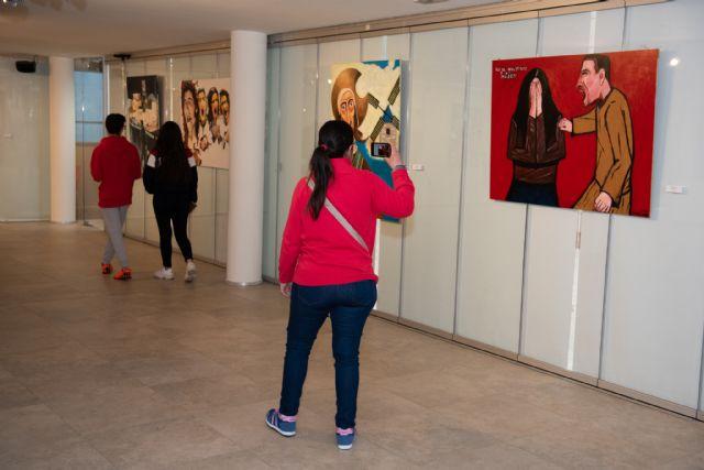 Exposición dedicada a Edvard Munch en el Centro Cultural, Foto 3
