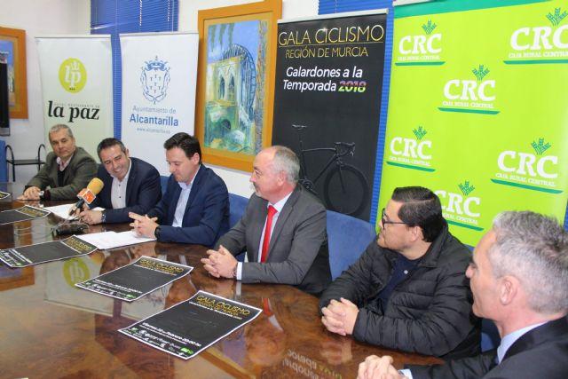 Presentada la Gala de Ciclismo de la Región de Murcia 2018, que se celebrará el próximo viernes en Alcantarilla - 1, Foto 1