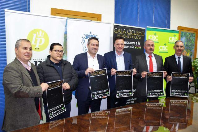 Presentada la Gala de Ciclismo de la Región de Murcia 2018, que se celebrará el próximo viernes en Alcantarilla - 3, Foto 3