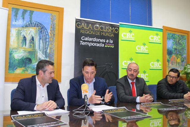 Presentada la Gala de Ciclismo de la Región de Murcia 2018, que se celebrará el próximo viernes en Alcantarilla - 4, Foto 4