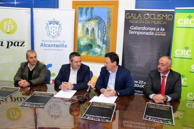 Presentada la Gala de Ciclismo de la Región de Murcia 2018, que se celebrará el próximo viernes en Alcantarilla - 5, Foto 5