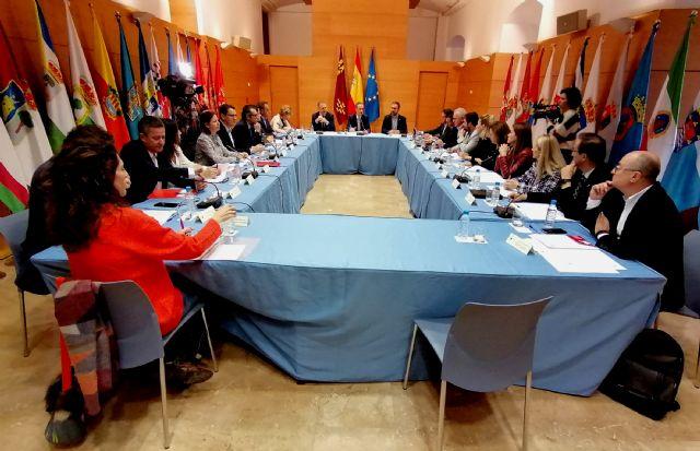La Comunidad incrementa el dinero que destina a los ayuntamientos hasta superar los 75 millones de euros, Foto 1