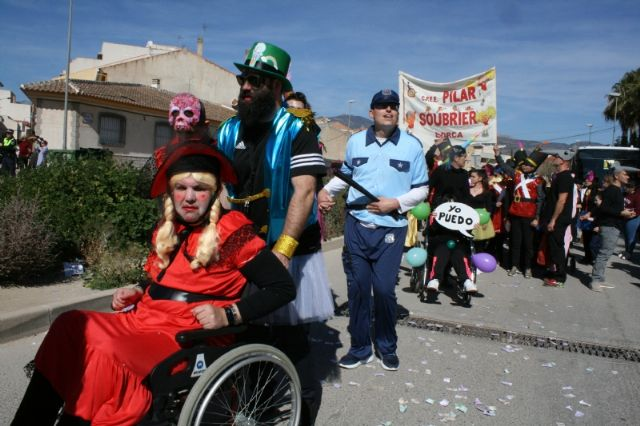 The Disability Day Centers celebrate this Thursday, February 20, the II Adapted Carnival of Totana, Foto 5
