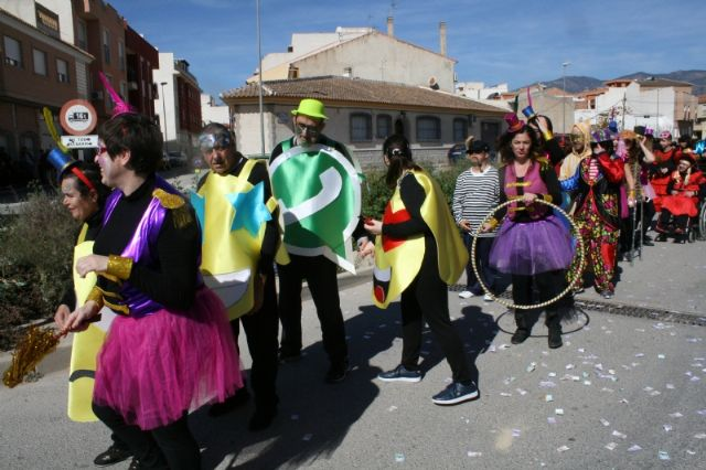 The Disability Day Centers celebrate this Thursday, February 20, the II Adapted Carnival of Totana, Foto 6