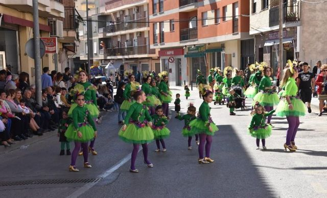 The City Council finances with 2,200 euros with the Federation of Peñas del Carnaval to collaborate with the Children's Carnival parades