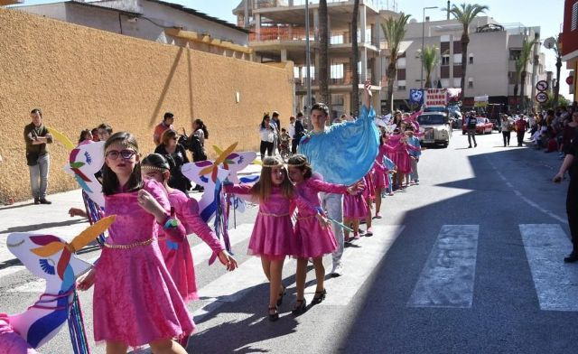 The City Council finances with 2,200 euros with the Federation of Peñas del Carnaval to collaborate with the Children's Carnival parades, Foto 2