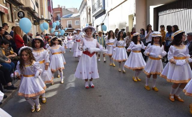 The City Council finances with 2,200 euros with the Federation of Peñas del Carnaval to collaborate with the Children's Carnival parades, Foto 3