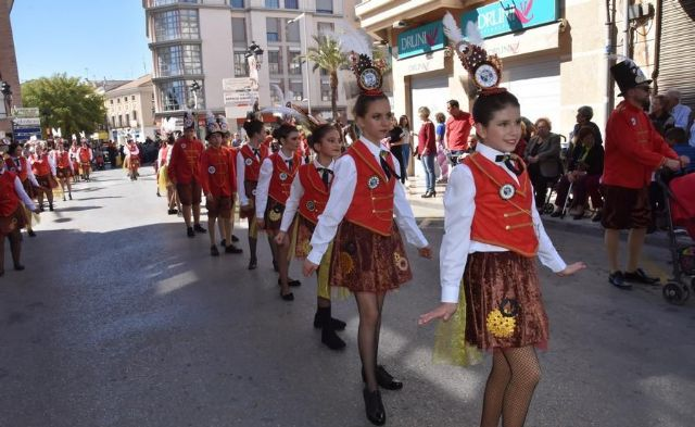 The City Council finances with 2,200 euros with the Federation of Peñas del Carnaval to collaborate with the Children's Carnival parades, Foto 5