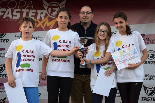 Disputada la fase final alevín de Deporte Escolar con la entrega de trofeos y diplomas a los participantes - 1, Foto 1