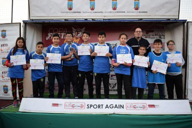 Disputada la fase final alevín de Deporte Escolar con la entrega de trofeos y diplomas a los participantes - 2, Foto 2