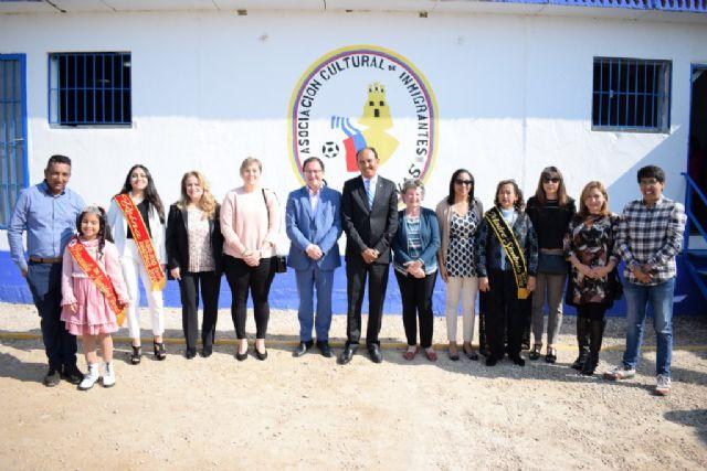 El nuevo cónsul de Ecuador en Murcia, Miguel Ángel Macías, se presenta oficialmente en Mazarrón - 1, Foto 1