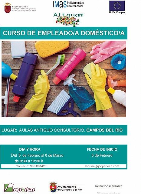 Campos del Río mantiene su apuesta por la reinserción laboral a través de programas de empleabilidad - 1, Foto 1