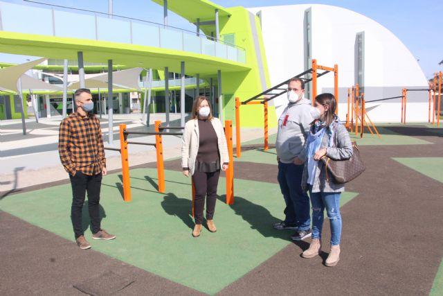 El proyecto ganador de los presupuestos participativos renueva la imagen del Centro de Ocio y Artes Emergentes - 1, Foto 1