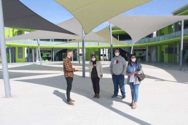 El proyecto ganador de los presupuestos participativos renueva la imagen del Centro de Ocio y Artes Emergentes - 2, Foto 2
