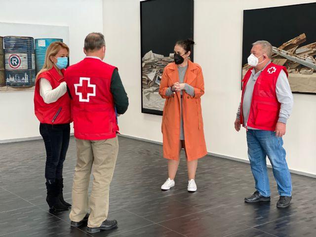 El Ayuntamiento y la Delegación de Cruz Roja Torre Pacheco ponen en marcha un servicio de ayuda directa a las personas más vulnerables - 1, Foto 1