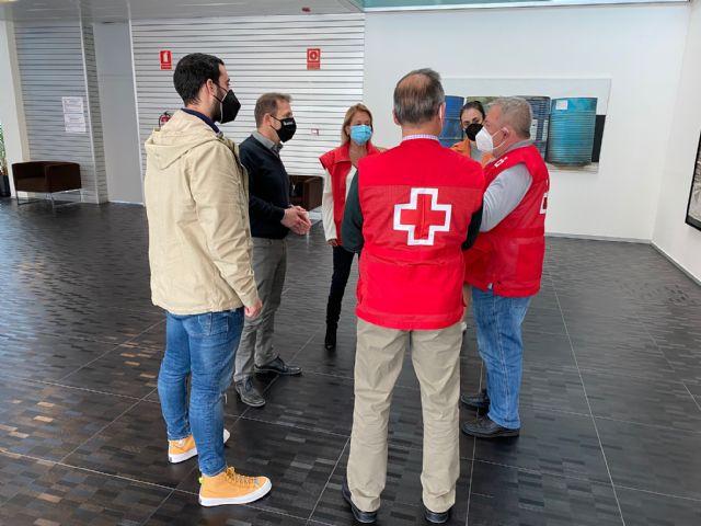El Ayuntamiento y la Delegación de Cruz Roja Torre Pacheco ponen en marcha un servicio de ayuda directa a las personas más vulnerables - 2, Foto 2