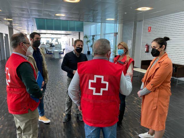 El Ayuntamiento y la Delegación de Cruz Roja Torre Pacheco ponen en marcha un servicio de ayuda directa a las personas más vulnerables - 3, Foto 3