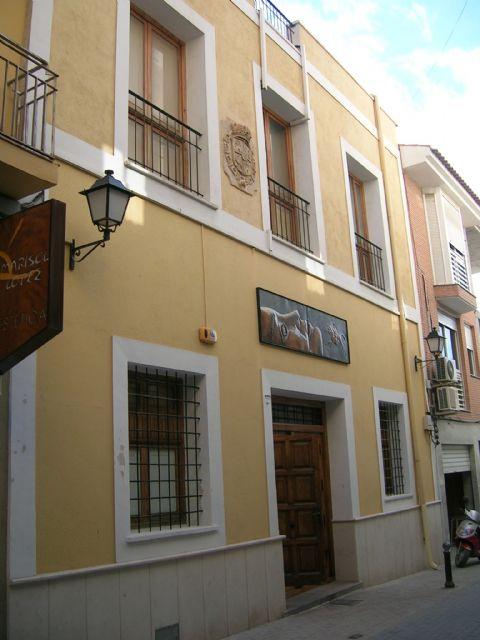La Concejalía de Cultura de Molina de Segura reabre las salas de estudio de la Red Municipal de Bibliotecas el próximo lunes 22 de febrero - 1, Foto 1
