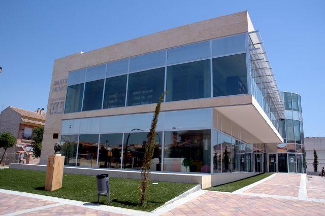 La Concejalía de Cultura de Molina de Segura reabre las salas de estudio de la Red Municipal de Bibliotecas el próximo lunes 22 de febrero - 2, Foto 2
