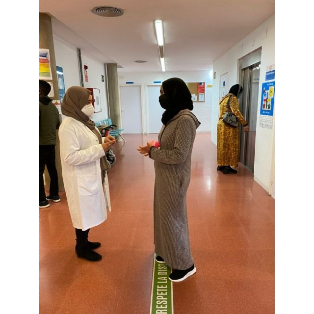 Mediadora intercultural en los centros de salud del municipio - 2, Foto 2