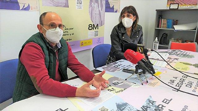 Presentan las actividades de la Jornada 8 de Marzo - 1, Foto 1