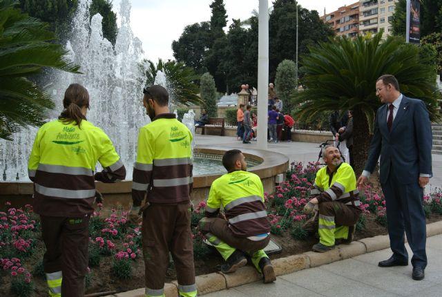 Los m s peque os podr n disfrutar de ludotecas en los parques y jardines del municipio durante - Los jardines de lorca ...