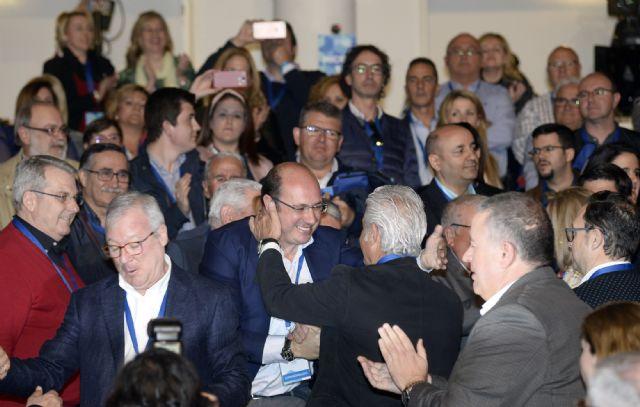 Pedro Antonio Sánchez, elegido nuevo presidente del Partido Popular en la Región de Murcia, Foto 1
