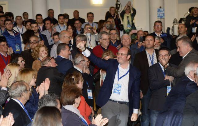 Pedro Antonio Sánchez, elegido nuevo presidente del Partido Popular en la Región de Murcia, Foto 2