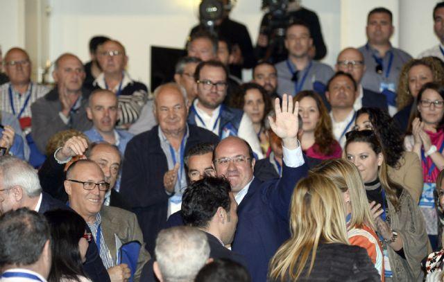 Pedro Antonio Sánchez, elegido nuevo presidente del Partido Popular en la Región de Murcia, Foto 3