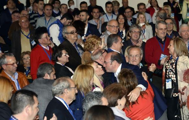 Pedro Antonio Sánchez, elegido nuevo presidente del Partido Popular en la Región de Murcia, Foto 4