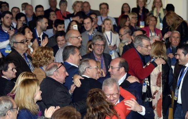 Pedro Antonio Sánchez, elegido nuevo presidente del Partido Popular en la Región de Murcia, Foto 5