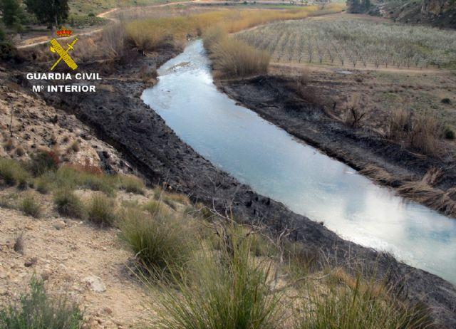 La Guardia Civil investiga a dos personas por un incendio en Moratalla y Hellín - 3, Foto 3