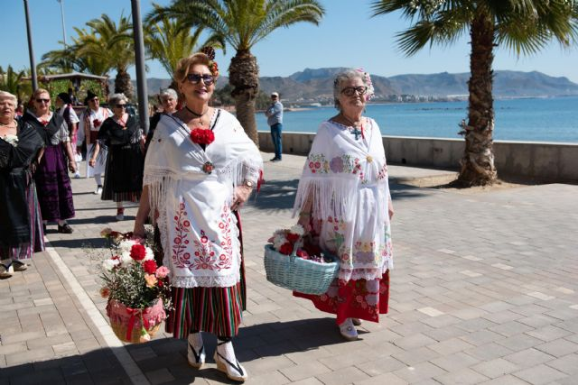 Pasacalles huertano de los mayores de Puerto de Mazarrón, Foto 1