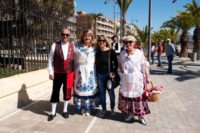 Pasacalles huertano de los mayores de Puerto de Mazarrón, Foto 2