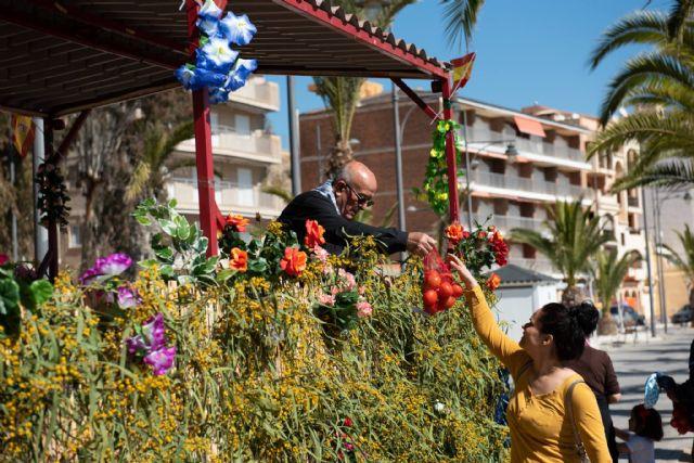 Pasacalles huertano de los mayores de Puerto de Mazarrón, Foto 3